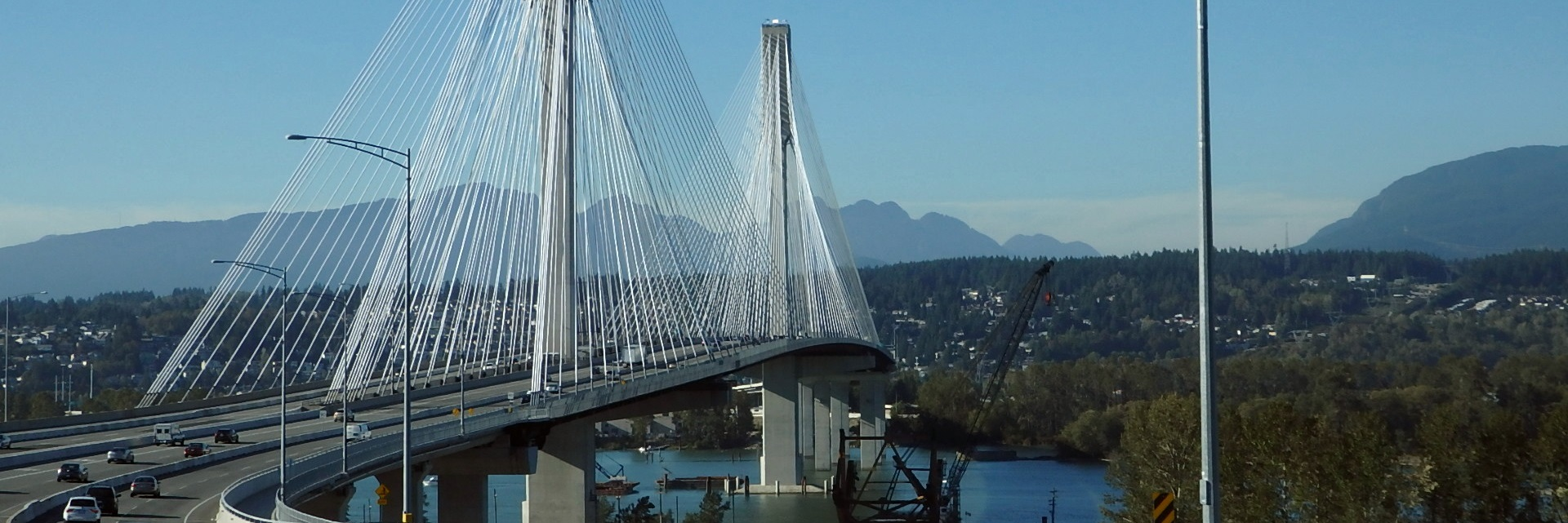 Transportation Safety Projects - Port Mann Bridge
